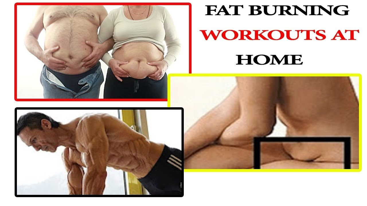 5 Most Effective Exercises For Fat Loss Fat-Burning Man